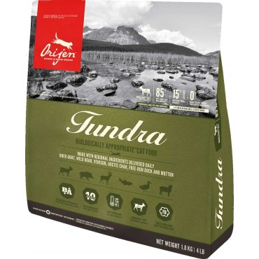 ORIJEN Tundra Grain Free Dry Cat Food