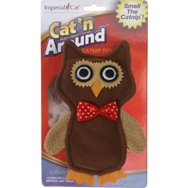 Imperial Cat Owl Catnip Cat Toy