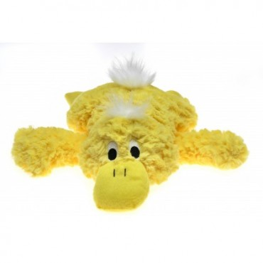PatchworkPet Pastel Softie Platypus Plush Dog Toy