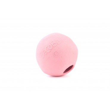 Beco Pets Eco-Friendly Ball Dog Toy, PINK