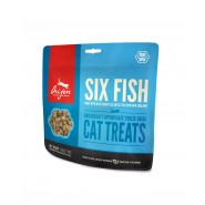 ORIJEN Six Fish Freeze Dried Cat Treat, 1.25 oz