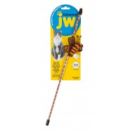 JW Pet Cataction Butterfly Wand Cat Toy