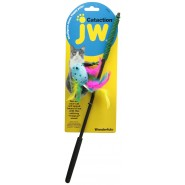 JW Pet Cataction Wanderfuls Teaser Cat Toy