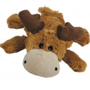 Cozie Marvin the Moose Plush Dog Toy