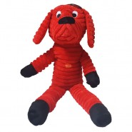 Patchwork Pet Valentine's Doggie Dog Toy, 15 inch