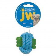 JW Pet Elastarope Monkey Fist Dog Toy