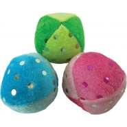 Cat n' Around Glitter Ball Trio Catnip Cat Toy