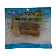 Himalayan Dog Chew Natural Dog Treat, Small