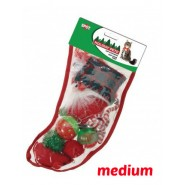 Holiday Filled Cat Stocking Cat Toy