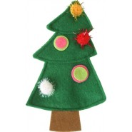 Imperial Cat Cat n' Around Holiday Tree Catnip Cat Toy
