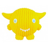 Hugglehounds Ruff-Tex Monstah Yellow Lemondrop Kid Dog Toy