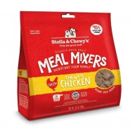 Chewy's Chicken Freeze Dried Meal Mixers Dog Food, 8 oz