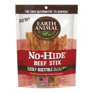 No-Hide Beef Stix Dog Treat, 10 Pack