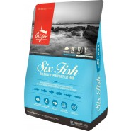 Six Fish Grain Free Dry Cat Food