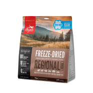 ORIJEN Regional Red Biologically Appropriate Freeze-Dried Dog Food