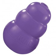 KONG Senior Rubber Dog Toy.  Available in Small, Medium & Large.