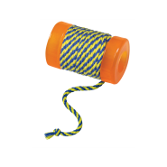 Petstages ORKAkat Catnip Spool With String Cat Toy