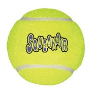 Kong AirDog Squeakair Tennis Ball Dog Toy