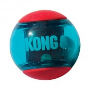 Squeezz Action Ball Dog Toy