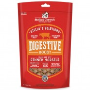 Stella & Chewy's Stella's Solutions Digestive Boost Grass-Fed Beef Freeze-Dried Raw Dinner Morsels Dog Food, 13 oz