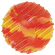 Swirl Ball Dog Toy