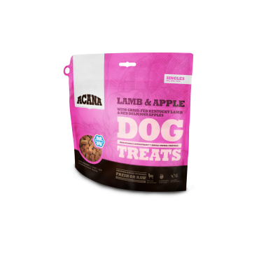 ACANA Lamb & Apple Singles Freeze Dried Dog Treats