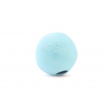 Beco Pets Eco-Friendly Ball Dog Toy, BLUE