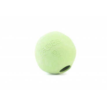 Beco Pets Eco-Friendly Ball Dog Toy, GREEN