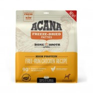 ACANA Free-Run Chicken Recipe Freeze-Dried Grain Free Dog Food