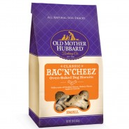 Old Mother Hubbard Classic Bac'N'Cheez Oven-Baked Small Biscuits Dog Treats
