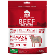 Open Farm Dehydrated Beef Dog Treats, 4.5 oz