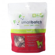 Smallbatch Beef Hearts Freeze Dried Dog & Cat Treats, 3.5 oz