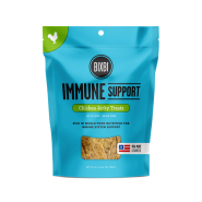 Bixbi Immune Support Chicken Jerky Dog Treats, 5 oz
