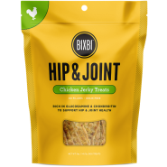 Bixbi Hip & Joint Chicken Jerky Dog Treats, 5 oz