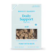 Hip Aid Functional Biscuits with Peanut Butter Dog Treat, 12 oz