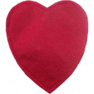 Imperial Cat Valentine's Catnip Heart Cat Toy