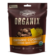 Organic Dog Cookies Dog Treats - Cheddar Cheese Flavor, 12oz