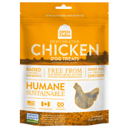 Open Farm Dehydrated Chicken Dog Treats, 4.5 oz