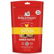 Stella & Chewy's Chewy's Chicken Freeze Dried Dinner Patties Dog Food
