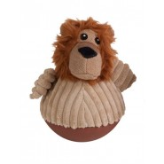Chomper Cord O'Roy Wobble Dog Toy, Lion