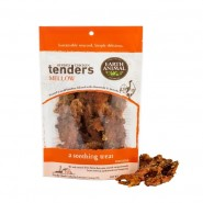 Earth Animal Mellow Herbed Chicken Tenders Dog Treat, 4 oz
