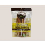 Earth Animal No-Hide Peanut Butter Chews Dog Treat, 2 Pack