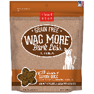 Cloud Star Wag More Bark Less Grain Free Soft & Chewy Savory Duck Dog Treats, 5 oz