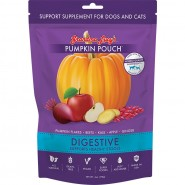 Grandma Lucy's Pumpkin Pouch Digestive Support Supplement for Dogs and Cats, 6 oz