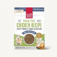 The Honest Kitchen Whole Food Clusters Chicken Recipe Grain Free Small Breed Dry Dog Food