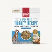 The Honest Kitchen Whole Food Clusters Turkey Recipe Grain Free Dry Dog Food