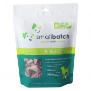 Smallbatch Lamb Hearts Freeze Dried Dog & Cat Treats, 3.5 oz