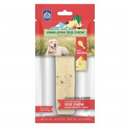 Himalayan Dog Chew with Chicken Natural Dog Treat, Large