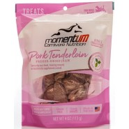 Momentum Carnivore Nutrition Freeze-Dried Pork Tenderloin Dog & Cat Treat