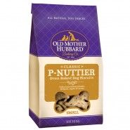 P-Nuttier Oven-Baked Small Biscuits Dog Treats